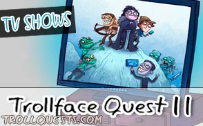 Troll Face Quest 11