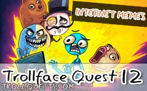 Troll Face Quest 12