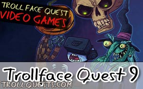 Troll Face Quest 9